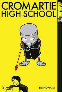 Cromartie High School 2 - Klickt hier für die große Abbildung zur Rezension