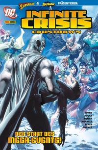 Infinite Crisis Countdown - Klickt hier für die große Abbildung zur Rezension