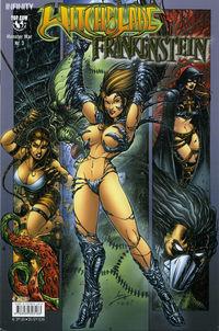Monster War 3: Witchblade / Frankenstein - Klickt hier für die große Abbildung zur Rezension