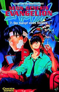 Neon Genesis Evangelion 7 - Klickt hier für die große Abbildung zur Rezension