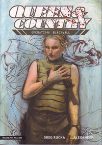 Queen & Country Vol. 4 - Klickt hier für die große Abbildung zur Rezension