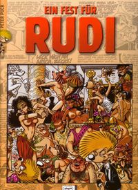 Rudi - Band 6 - Ein Fest Für Rudi - Klickt hier für die große Abbildung zur Rezension