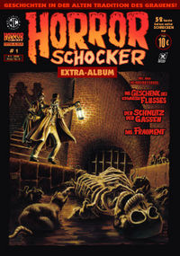 Horroschocker Extra Album 1 - Klickt hier für die große Abbildung zur Rezension