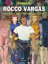 Rocco Vargas 8: Die Ballade von Dry Martini - Klickt hier für die große Abbildung zur Rezension