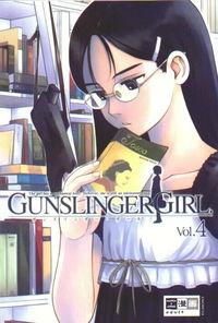 Gunslinger Girl 4 - Klickt hier für die große Abbildung zur Rezension