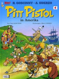 Pitt Pistol 4: Pitt Pistol in Amerika - Klickt hier für die große Abbildung zur Rezension