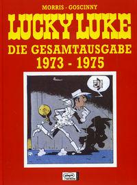 Lucky Luke: Die Gesamtausgabe 1973-1975 - Klickt hier für die große Abbildung zur Rezension