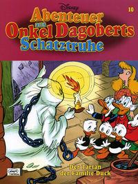 Abenteuer aus Onkel Dagoberts Schatztruhe 10: Der Tartan der Familie Duck - Klickt hier für die große Abbildung zur Rezension