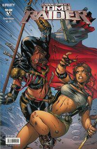 Tomb Raider 35 - Klickt hier für die große Abbildung zur Rezension