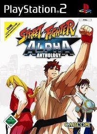 Street Fighter Alpha Anthology - Klickt hier für die große Abbildung zur Rezension
