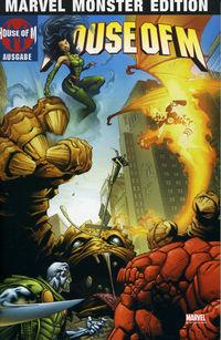 Marvel Monster Edition 13: House Of M - Klickt hier für die große Abbildung zur Rezension