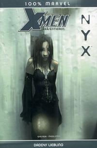 100 % Marvel #22: Nyx - Klickt hier für die große Abbildung zur Rezension