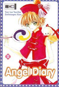 Angel Diary 1 - Klickt hier für die große Abbildung zur Rezension