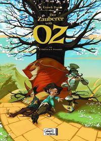 Der Zauberer von Oz - Klickt hier für die große Abbildung zur Rezension