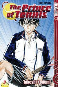 The Prince of Tennis 3 - Klickt hier für die große Abbildung zur Rezension