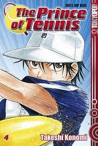 The Prince of Tennis 4 - Klickt hier für die große Abbildung zur Rezension