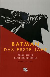 Batman: Das erste Jahr - Klickt hier für die große Abbildung zur Rezension