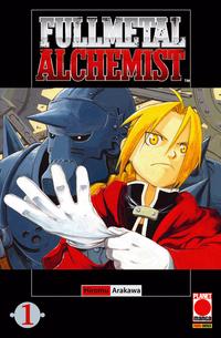 Fullmetal Alchemist 1 - Klickt hier für die große Abbildung zur Rezension