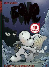 Bone 1 - Collectors Edition - Klickt hier für die große Abbildung zur Rezension