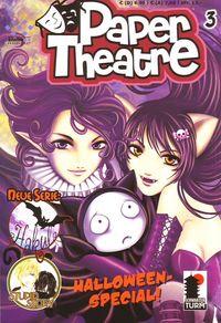 Paper Theatre 3 - Klickt hier für die große Abbildung zur Rezension