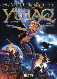 Die Schiffbrüchigen von Ythaq 1: Terra Incognita - Klickt hier für die große Abbildung zur Rezension