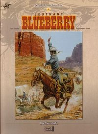 Leutnant Blueberry  - Die Sierra Bebt - Klickt hier für die große Abbildung zur Rezension
