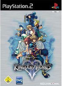 Kingdom Hearts II - Klickt hier für die große Abbildung zur Rezension