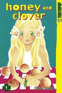 Honey & Clover 1 - Klickt hier für die große Abbildung zur Rezension