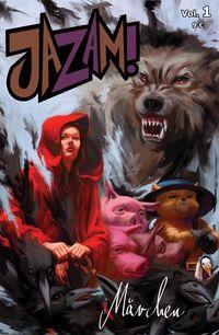 JAZAM! Vol.1 - Klickt hier für die große Abbildung zur Rezension