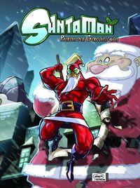Santaman – Der Patron der Gerechtigkeit - Klickt hier für die große Abbildung zur Rezension