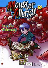 Monster Allergy 07 - Klickt hier für die große Abbildung zur Rezension