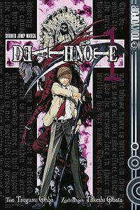 Death Note 1 - Klickt hier für die große Abbildung zur Rezension