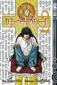 Death Note 2 - Klickt hier für die große Abbildung zur Rezension