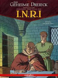 I.N.R.I. 2: Die rote Liste - Klickt hier für die große Abbildung zur Rezension