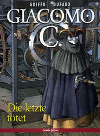 Giacomo C. 9: Die letzte tötet - Klickt hier für die große Abbildung zur Rezension