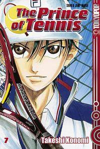 The Prince of Tennis 7 - Klickt hier für die große Abbildung zur Rezension