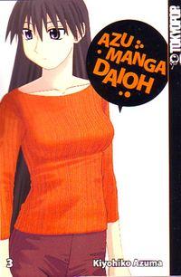 Azumanga Daioh 3 - Klickt hier für die große Abbildung zur Rezension