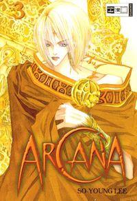 Arcana 3 - Klickt hier für die große Abbildung zur Rezension