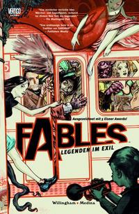 Fables - Legenden im Exil - Klickt hier für die große Abbildung zur Rezension