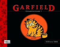 Garfield Gesamtausgabe 1: 1978 bis 1980 - Klickt hier für die große Abbildung zur Rezension