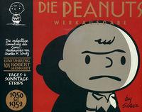Die Peanuts Werkausgabe 1 - 1950 bis 1952 - Klickt hier für die große Abbildung zur Rezension