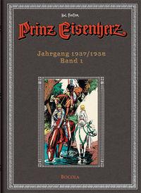 Prinz Eisenherz 1 - Jahrgang 1937/1938 - Klickt hier für die große Abbildung zur Rezension