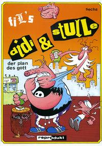Didi & Stulle 6: Der Plan des Gott - Klickt hier für die große Abbildung zur Rezension