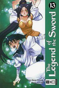 The Legend of the Sword 13 - Klickt hier für die große Abbildung zur Rezension