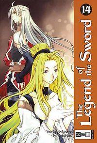 The Legend of the Sword 14 - Klickt hier für die große Abbildung zur Rezension