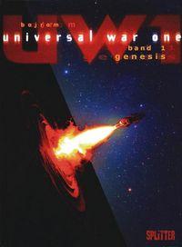 Universal War One 1: Genesis - Klickt hier für die große Abbildung zur Rezension