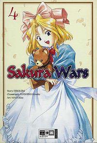 Sakura Wars 4 - Klickt hier für die große Abbildung zur Rezension