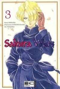 Sakura Wars 3 - Klickt hier für die große Abbildung zur Rezension