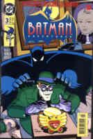 Batman - Adventures 3 - Klickt hier für die große Abbildung zur Rezension