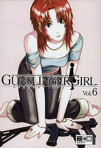 Gunslinger Girl 6 - Klickt hier für die große Abbildung zur Rezension